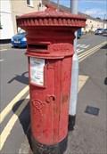 Image for Victorian Pillar Box - London Road - Neath, Wales