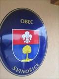 Image for Znak obce - Svinosice, Czech Republic