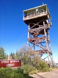 Image for Spodue Mountain Lookout Tower