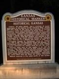 Image for Historical Kansas (West Bound) # 99
