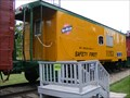 Image for Chicago & NorthWestern caboose #11153 - New London, WI