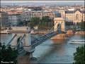 Image for The Chain Bridge / Széchenyi lánchíd (Budapest, Hungary)