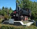 Image for Steam locomotive, Prostejov, Czech Republic