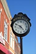 Image for Town Clock - Mc Cormick, SC
