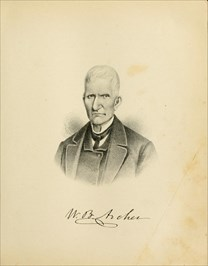 Archer from Clark County History, public domain