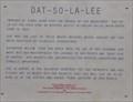 Image for Dat-So-La-Lee