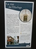 Image for La rue de l'Horloge - Dinan, France