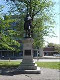 Image for Robert Burns - Allen Gardens - Toronto, Ontario, Canada