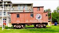 Image for Northern Pacific Caboose 1266 - Livingston, Montana