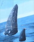 Image for Wyland Whale Mural - 'Spyhopping Gray Whale' - San Francisco, CA