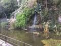 Image for Les cascades du jardin de la fontaine - Nîmes - France
