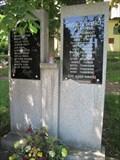 Image for Pomnik Obetem 1. a 2. svetove valky - Klobuky, Czech Republic