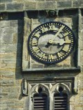 Image for Clock, St John the Baptist, Crawley, West Sussex, England
