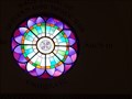 Image for Rose window of Wustrow Church - Das Rosenfenster der Kirche zu Wustrow