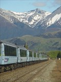 Image for TranzAlpine. South Island. New Zealand.