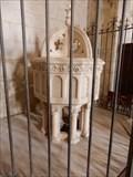 Image for Font baptismal Eglise - Saint Hilaire des loges Pays de Loire, France