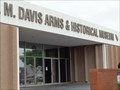 Image for Claremore, Oklahoma: J.M. Davis Arms & Historical Museum.