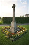 Image for Combined, First and Second World War Memorial, Wootton Wawen, Warwickshire, UK