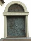 Image for Doorway of St. Mariä Himmelfahrt Merzbach - NRW / Germany