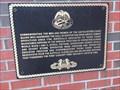 Image for US Coast Guard Combat Veterans Plaque - Buffalo, NY