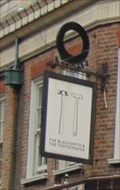 Image for The Blacksmith & The Toffeemaker -- Islington, London, UK