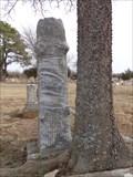 Image for W.F. Davis - Oak Wood Cemetery - Whitesboro, TX