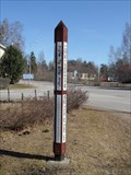 Image for Peace pole -  Kärkölä Finland