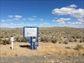 Image for Lincoln Highway Marker - near Reese River - Nevada