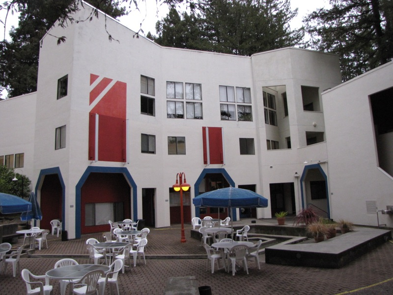 University Of California Santa Cruz Santa Cruz CA - Google maps kresgie college us santa cruz