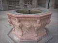 Image for Biltmore Estates-Porch Fountain-Asheville,NC