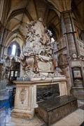 Image for James Wolfe - Westminster Abbey, London,  UK
