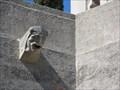 Image for Wrigley Memorial Gargoyles  -  Catalina Island, CA