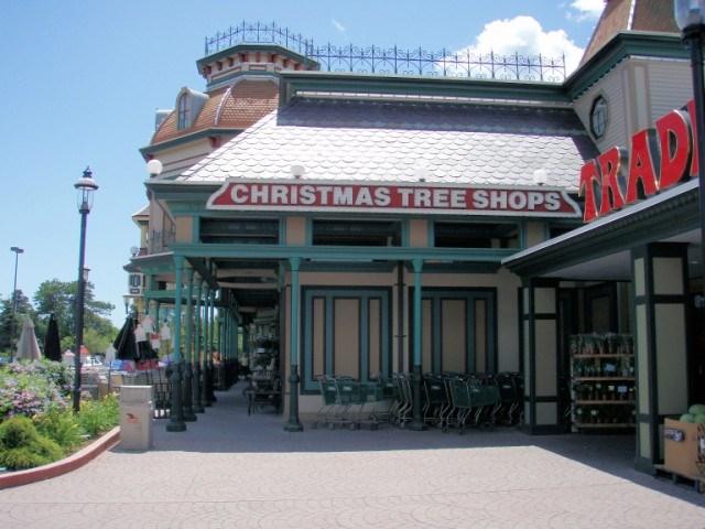- Christmas Tree Shop - Hyannis MA Entrance