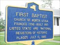 Image for FIRST BAPTIST - Utica, New York