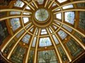 Image for Stained Glass At Dekalb County Courthouse