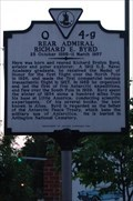 Image for Rear Admiral Richard E. Byrd - Winchester, Virginia