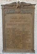Image for WW I Honor Roll - Winnemucca, Nevada