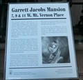 Image for Garrett Jacobs Mansion 7, 9 & 11 W. Mt. Vernon Place-Baltimore, MD