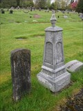 Image for Fenton Family - Lone Oak Cemetery - Stayton, Oregon