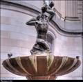 Image for Triton (moon) & Triton (god) - Triton fountain / Fuente del Tritón - Monserrat (Buenos Aires)