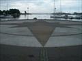 Image for Merisantamanranta Compass Rose - Helsinki, Finland
