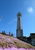 Image for Alcatraz Island Light  -  San Francisco, CA