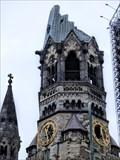 Image for Old bell tower Kaiser-Wilhelm-Gedächtniskirche - Berlin, Germany