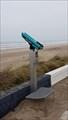 Image for Coin-Op Binocular beach promenade Zandvoort, NH, NL