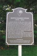 Image for Barton Warren Stone - Jacksonville, IL