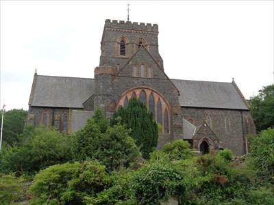 Eglwys St Padarn - Llanberis