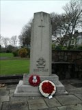 Image for Welch Regiment - WW2 Memorial - Llanelli, Wales, Great Britain.