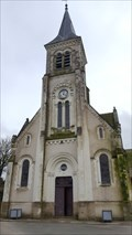 Image for French benchmark, Eglise, Authon-Du-Perche, France
