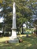 Image for Harrington Obelisk - Titusville, PA