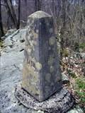 Image for Deakins Line Stone #3 (near Mt. Backbone summit)